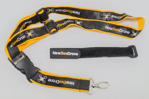 New Bee Drone Neck Strap